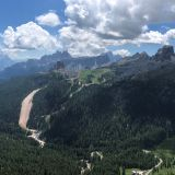 Is that nature protection in the Dolomites?